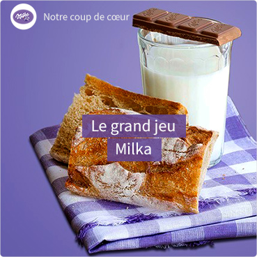 daily content milka grand jeu tablette