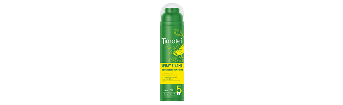 Timotei Spray Fixation Extra Forte 250ml