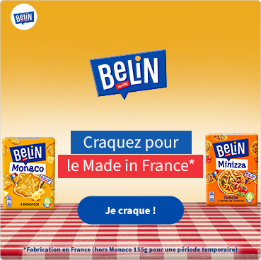 Belin made in france HP