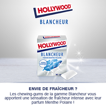 Gamme Blancheur Hollywood
