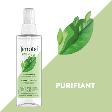Timotei Spray purifiant