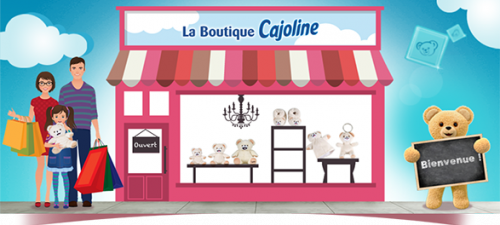 boutique cajoline
