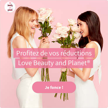 panier produits love beauty and planet