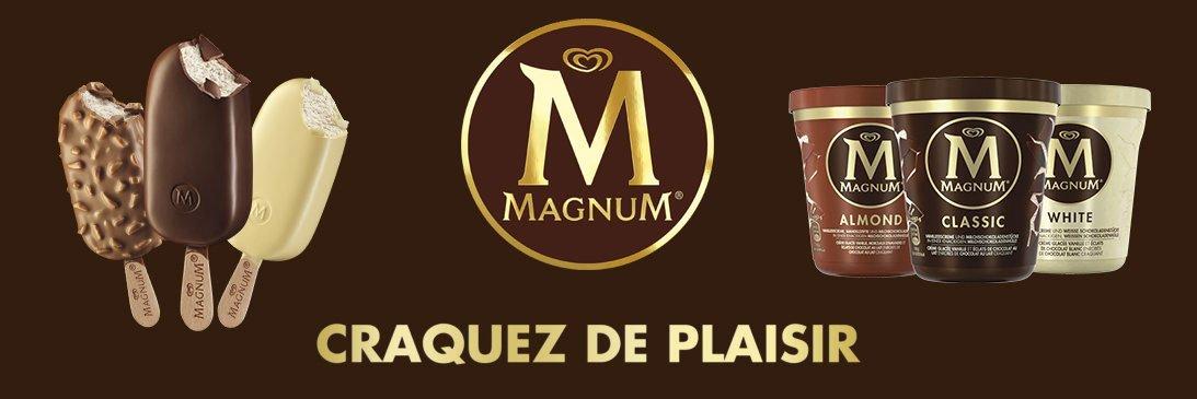 Magnum Glaces Ma Vie En Couleurs