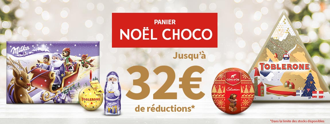 réduction choco