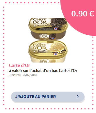 réduction carte d'or
