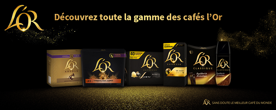 gamme l'or