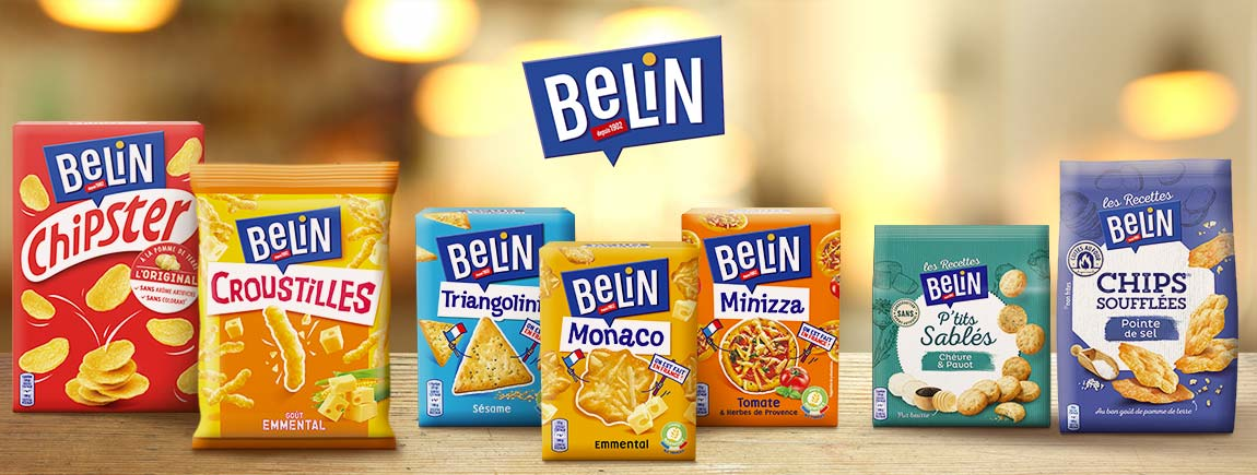Boites biscuits Belin