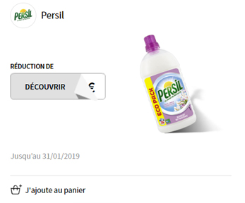 reduction persil