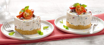 Mini cheesecakes au TUC®