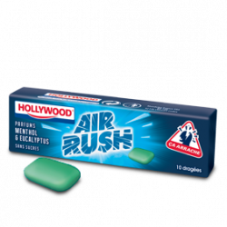 Hollywood Air Rush parfums Menthol & Eucalyptus