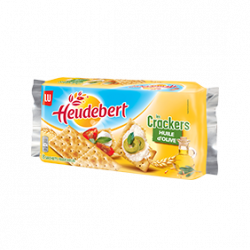 Heudebert Crackers huile olive