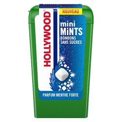 Hollywood® Mini Mints – Parfum Menthe Forte