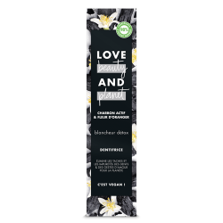 Love Beauty and Planet Dentifrice Blancheur Détox