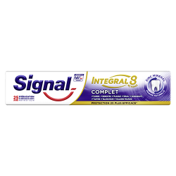 Signal Dentifrice Intégral 8 Complet Protection 18h