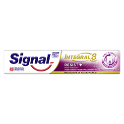 Dentifrice Integral 8 Resist +