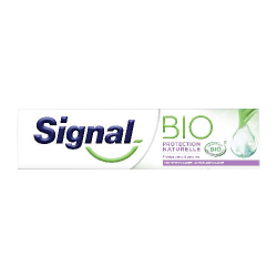 Dentifrice Signal Bio Protection Naturelle