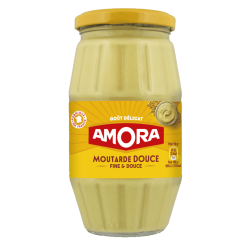 moutarde - douce - amora