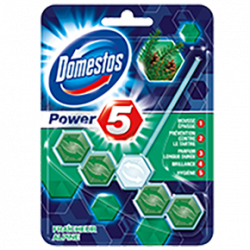 DOMESTOS Bloc Power 5 Fraîcheur Alpine