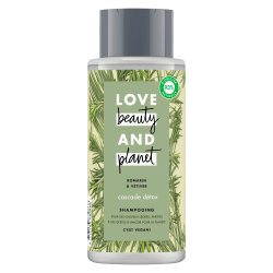 Shampooing Love Beauty and Planet Réparateur Naturel Huile Coco Ylang-Ylang Nourrissant Vegan