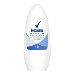 REXONA Bille Anti-transpirante Protection Clean Scent 50ml