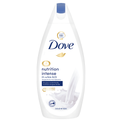 Dove Douche Nutrition Intense