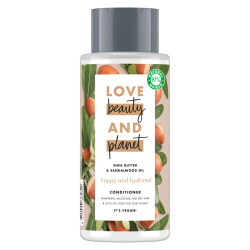 Love Beauty and Planet Après Shampooing Hydratation Radieuse