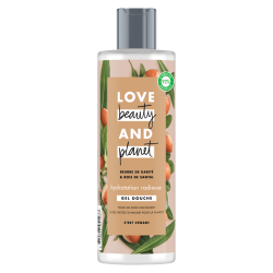 Love Beauty and Planet Gel douche Hydratation Radieuse