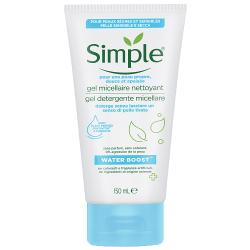 Gel Micellaire nettoyant Simple