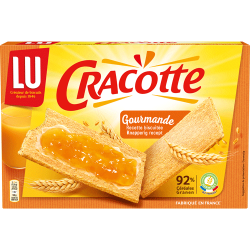 Pack de cracotte gourmande