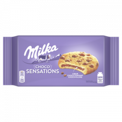 Cookie sensation​ milka biscuit