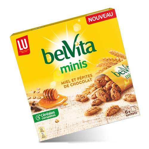 belvita mini bon