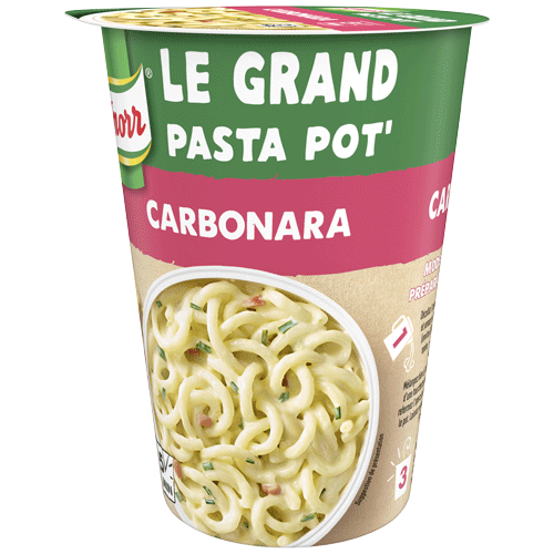 réduction pasta pot