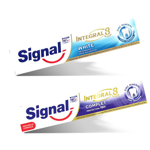 signal dentifrices