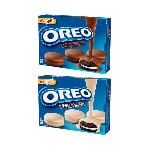 réductions oreo