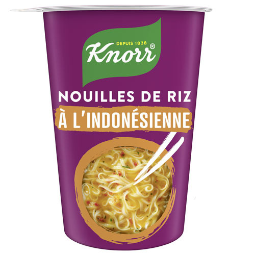 réduction knorr nouille en pot