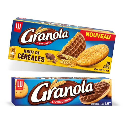réduction granola