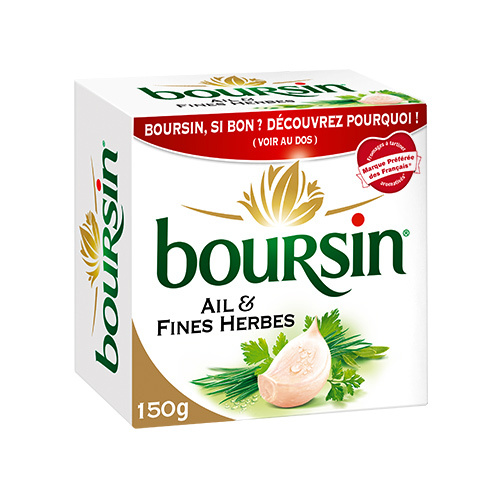 réduction boursin