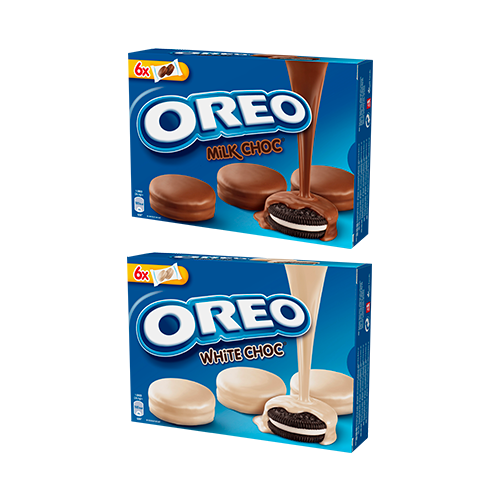 oreo réduction