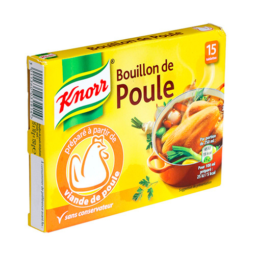 réduction knorr