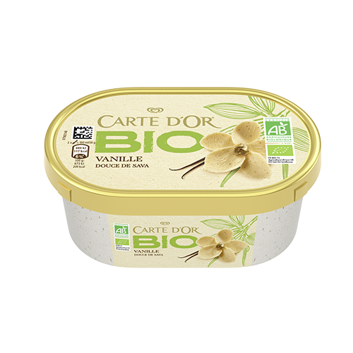 glaces carte d'or