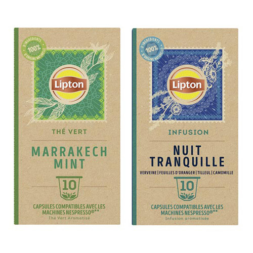 réduction lipton