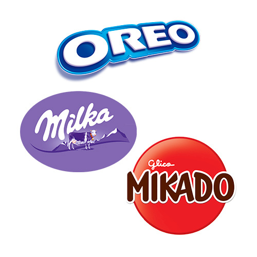 réduction oreo milka mikado