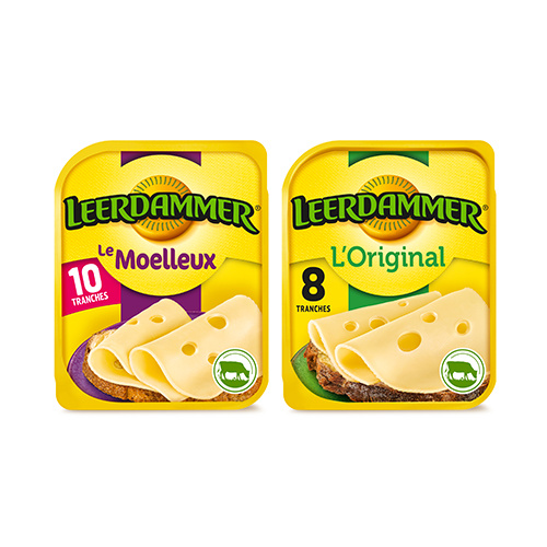 réduction leerdammer fromage