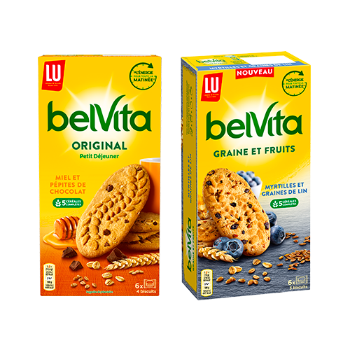 Réduction belvita