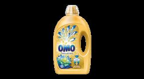 Lessive liquide OMO Sensations Nectar de Fleurs d'Asie
