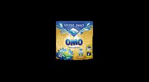 capsules OMO Sensations Nectar de Fleurs d'Asie