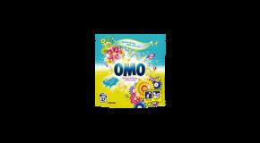 lessive OMO Festival de Fruits et Fleurs d'Eté