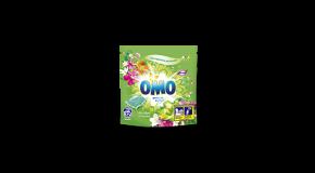Capsules OMO Lilas Blanc et Ylang Ylang