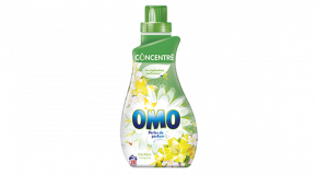 Lessive concentrée OMO Lilas Blanc et Ylang Ylang